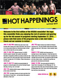 Hot Happenings